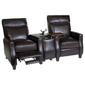 Venice Home Theater Recliner (Set of 2)