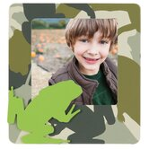 Frog Wooden Picture Frame