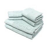 Circle 6 Piece Towel Set