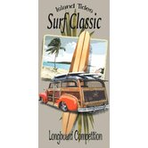 Surf Classic Longbo Beach Towel