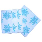 Snowflake Dinner Napkin (Set of 4)