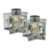Williamsburg Tea Light (Set of 2)