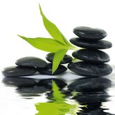 Deco Glass Zen Impression Wall Decor