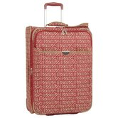 "Cruise Control 21"" Rolling Expandable Carry-On Suitcase"