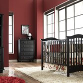 Hudson 2 Piece Nursery Classic Crib Set