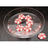 Peppermint Floating Candles (Set of 6)