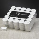 Tealight Candles (Set of 100)