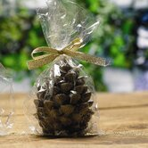 Pinecone Wax Candle (Set of 2)