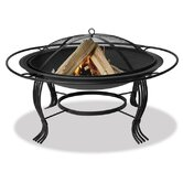 Saturn Steel Fire Pit