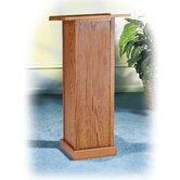 T-40 Full Pedestal Lectern