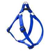 "Solid 1/2"" Adjustable Step In Dog Harness"