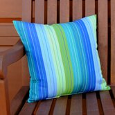 Seaside Stripe Pillow