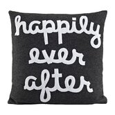 Happily Ever After Decorative Throw Pillow