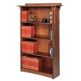 63&quot; Single Open Bookcase