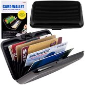 Aluminum Credit Card Wallet