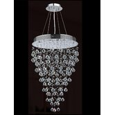 Icicle 9 Light Chandelier