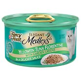 Elegant Medley Tuna Florentine Cat Food (Case of 24)
