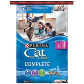 Complete Formula Dry Cat Food (16-lb bag)