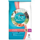 Smartblend Adult Salmon / Tuna Dry Cat Food (16-lb bag)