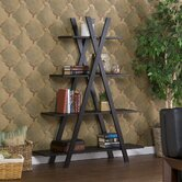 "Havenwood ""X"" Etagere Bookshelf"