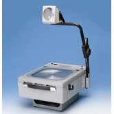 Portable Closed Doublet Lens Overhead Projector