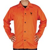 "Premium Flame Retardant Jackets - 30"" 9 oz orange fr jacket xxx-large"