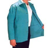 Cotton Sateen Jacket (Package of 6 or 12) - ca-1200-2xl sateen jacket