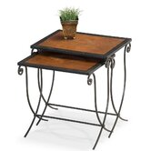 Augustus 2 Piece Nesting Tables
