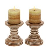 Woodland Imports Candle Holders
