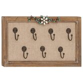 Woodland Imports Coat Racks and Hooks