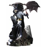 DC Batman Vampire Mini Statue