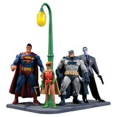 DC Comics Batman: The Dark Knight Returns Action Figure (Set of 4)