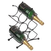 6 Bottle Circolare Winerack
