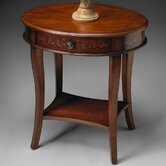 Artist's Originals Oval Accent Table