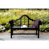 Lutyens Wood Garden Bench