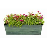 Standard Galvanized Tin Window Box