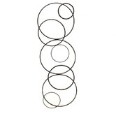 Ruth Abstract Circles Wall Art