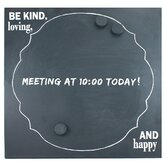 Dasher Be Kind Loving and Happy Chalk Board