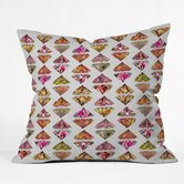 Bianca Green These Diamonds Are Forever Throw Pillow