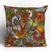 Valentina Ramos Ava Throw Pillow