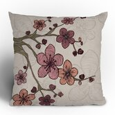 Valentina Ramos Blossom Throw Pillow