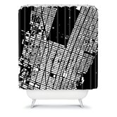 CityFabric Inc NYC Midtown hower Curtain