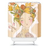 Cori Dantini Beauty On The Inside Shower Curtain