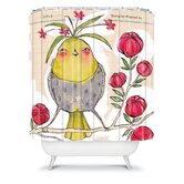 Cori Dantini Sweetness And Light Shower Curtain