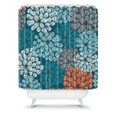 Khristian A Howell Greenwich Gardens 3 Shower Curtain