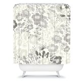 Khristian A Howell Provencal 1 Shower Curtain