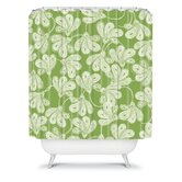 Khristian A Howell Provencal Thyme Shower Curtain