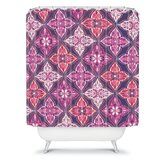 Khristian A Howell Provencal Lavender 5 Shower Curtain
