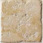 "Italian Country 4"" x 4"" Porcelain Field Tile in Giallo"