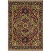 International First Lady Stately Empire Ancient Red Rug